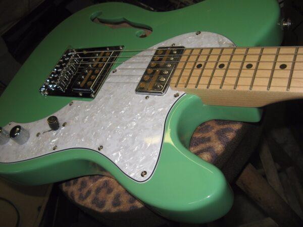 SixKiller '69 Fender refurbished guitar